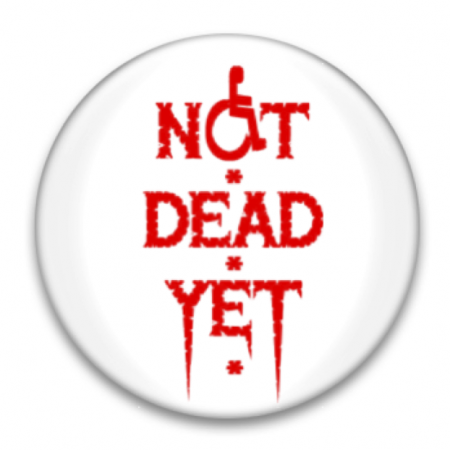 NotDeadYet single button