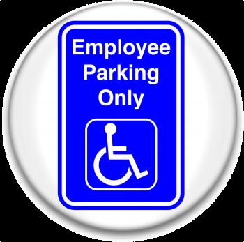 See description of Employee Parking button
