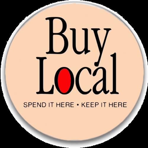 Buy Local Orange