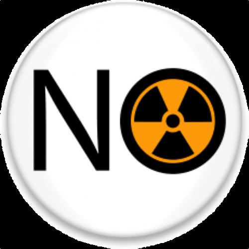 No Nukes Button Image